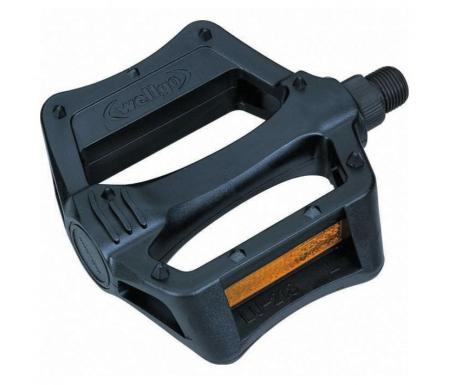 """pedaler til bmx med 1 2 gevind inklusiv gule reflekser 2180522200 - Pedaler til BMX med 1/2"""" gevind - inklusiv gule reflekser"""