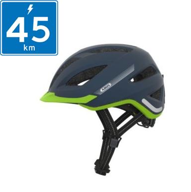 abus3 - Abus Pedelec+ - Blå (elcykel hjelm) - OUTLET