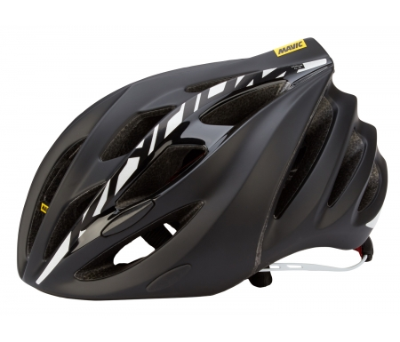 mavic ksyrium elite cykelhjelm sort MS378356 X - Mavic Ksyrium Elite Cykelhjelm - Sort